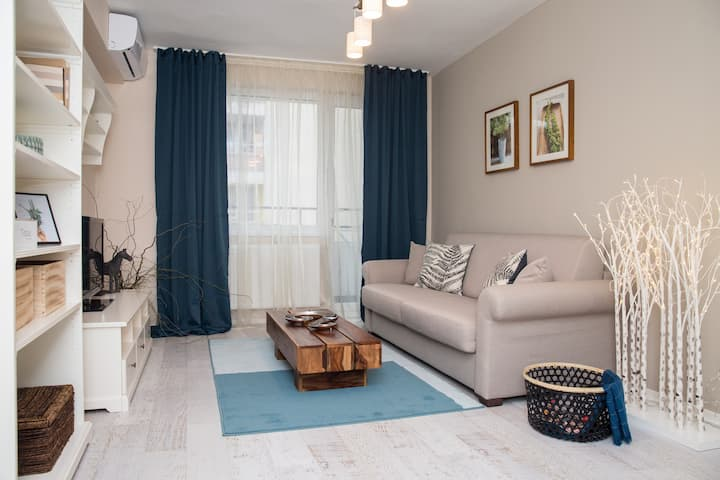 ★Ultracentral, new, modern and cozy apartment★