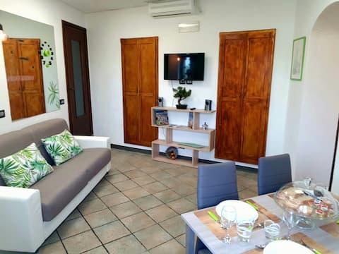 Rekreačný apartmán Roero Nottetempo
