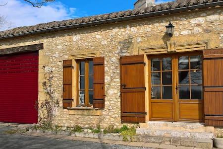 Maison Montagnac sur Lède - Monflanquin - Casa