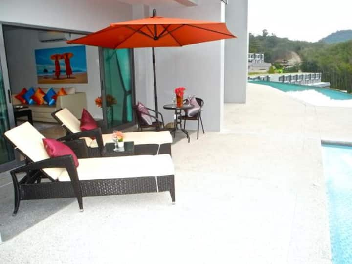 Natural Apartment near Patong Beach