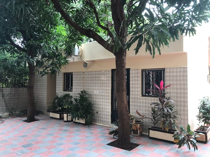 LE MANGUIER BUNGALOW SECURISE A BAMAKO