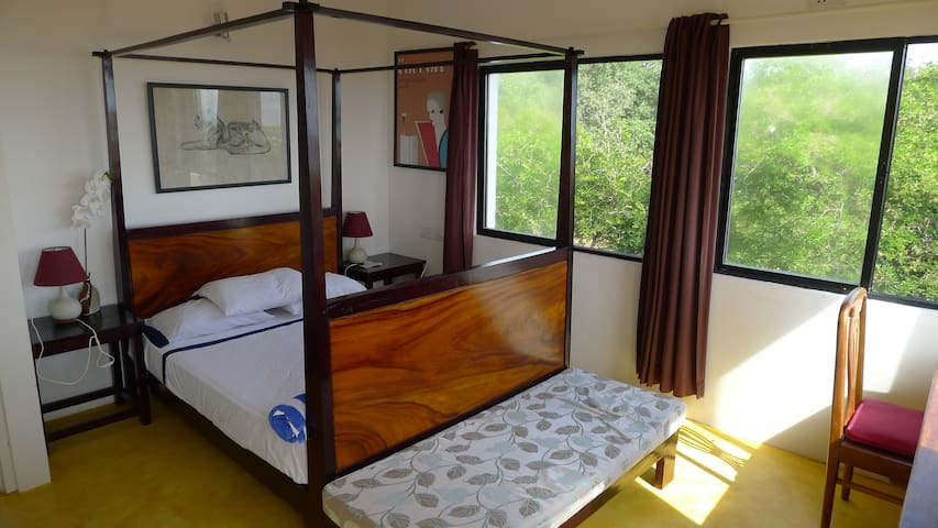 3 bedroom sea view unit for 6-7 guests - IN - Penzion (B&B)