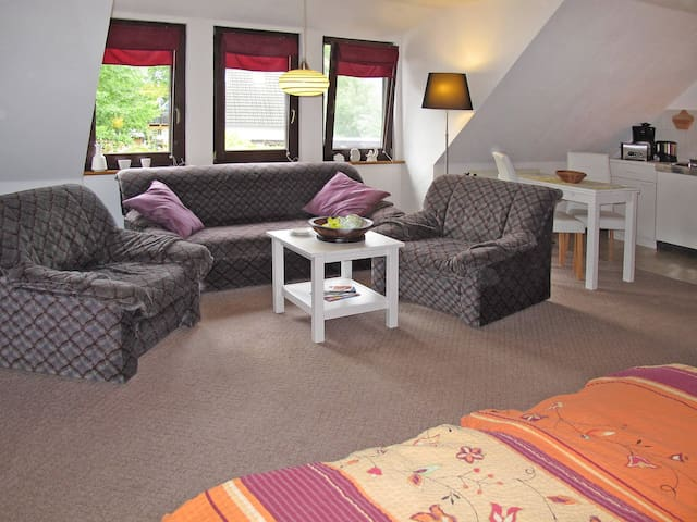 20 m² holiday apartment in Prerow - Prerow - Apartment