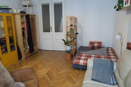 Stylish, big room - shared flat. 20' from centre. - Vienna