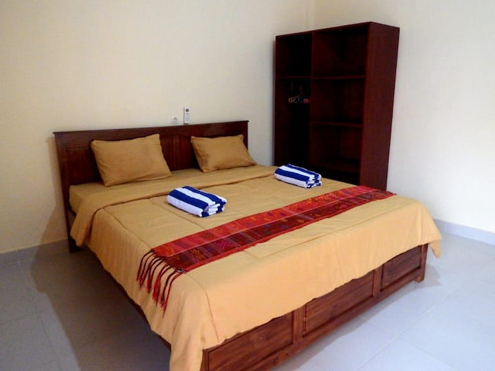 Deluxe Room #2 with Balcony - Golo Tango Homestay