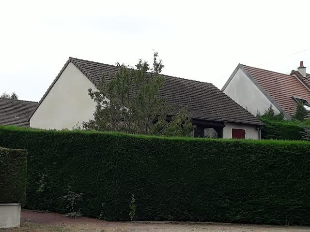 Maison au bords du Lac