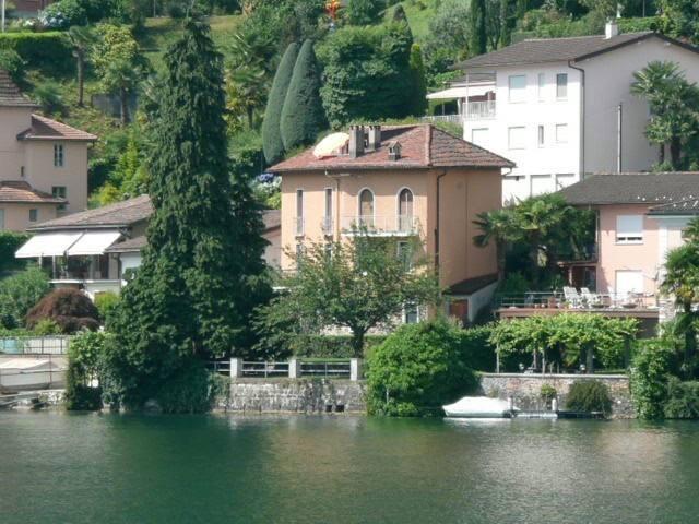 Appartement 2 pièces avec vue sur le lac de Lugano
