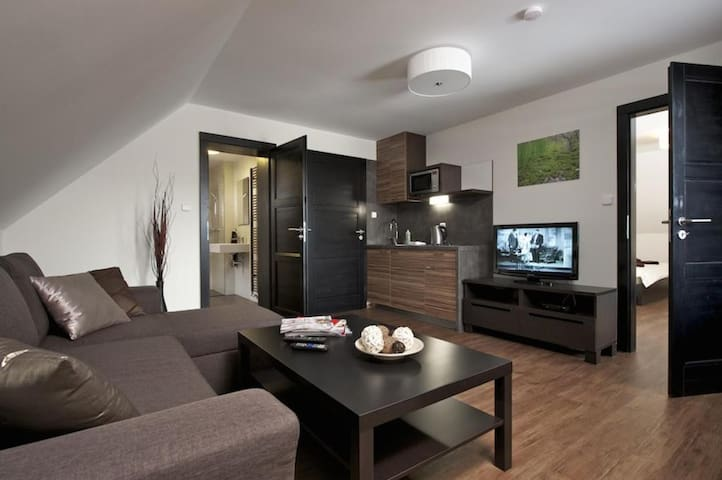 One-bedroom apartment 294/4 Breakfast included