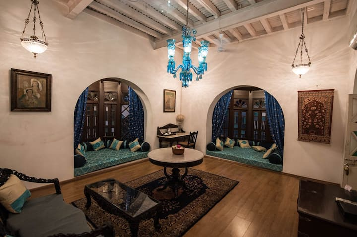A 170 year old Heritage Suite