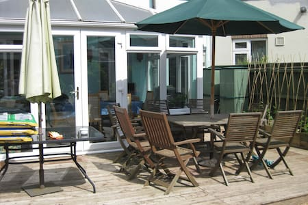 Lovely friendly house near the sea - Bournemouth - Rumah