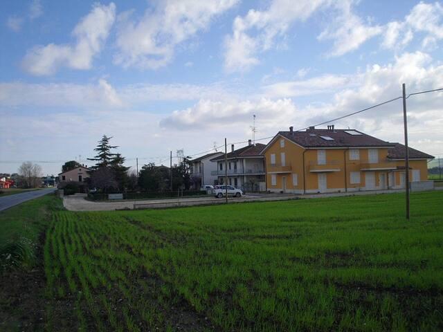 Appartamento in borgo rurale - Ponte Rio - Apartemen