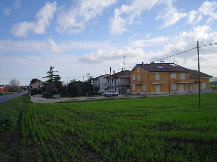 Appartamento in borgo rurale