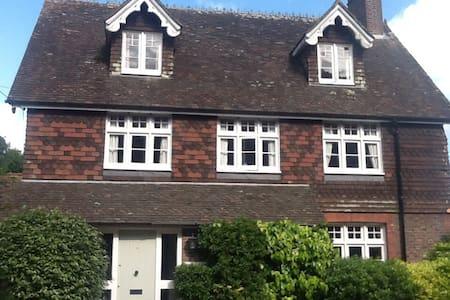 Large comfortable double room - Piltdown, East Sussex - Rumah