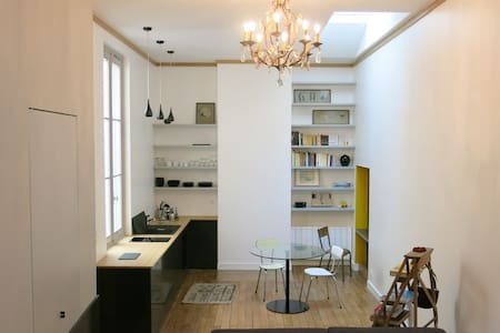 Charming apartment Bordeaux Center