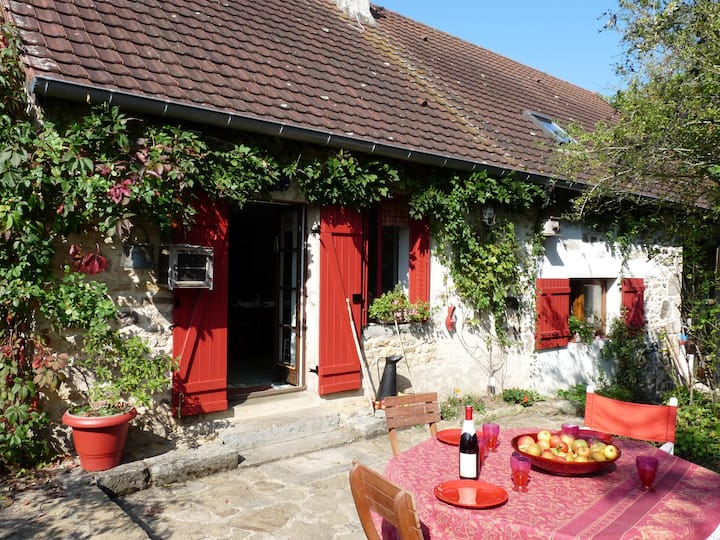 Gîte en Bourgogne sud
