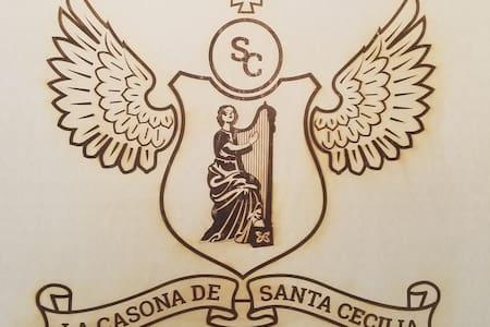Casona De Santa Cecilia.