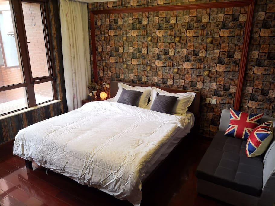 特色风格大床房