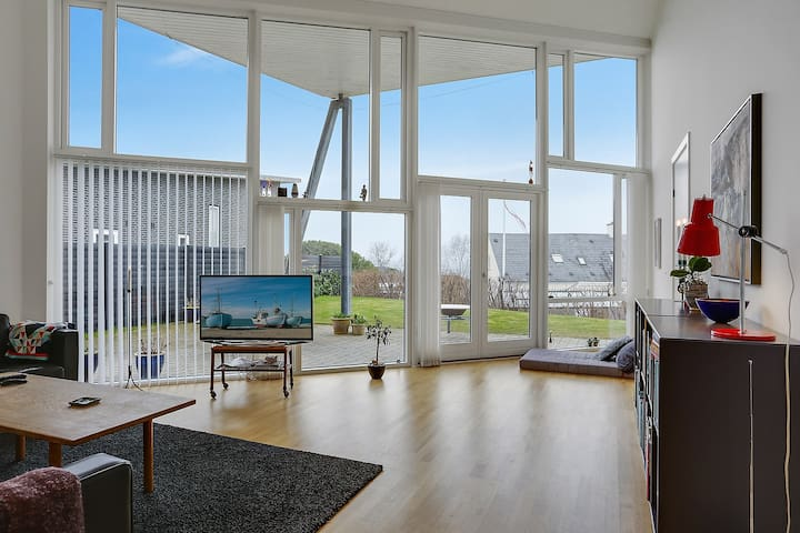 Middelfart: Bright and freindly, central location - Middelfart - Huis