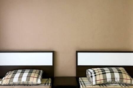 Crystal Place - Type B - Pak Kret - Apartemen