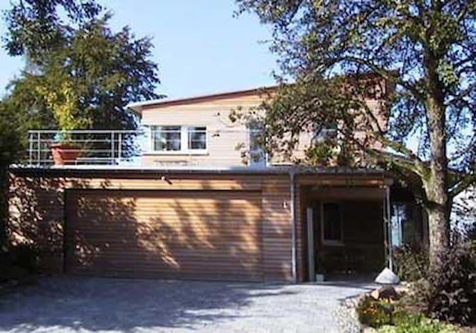Architektenhaus in Lindau - Lindau (Bodensee) - Hus