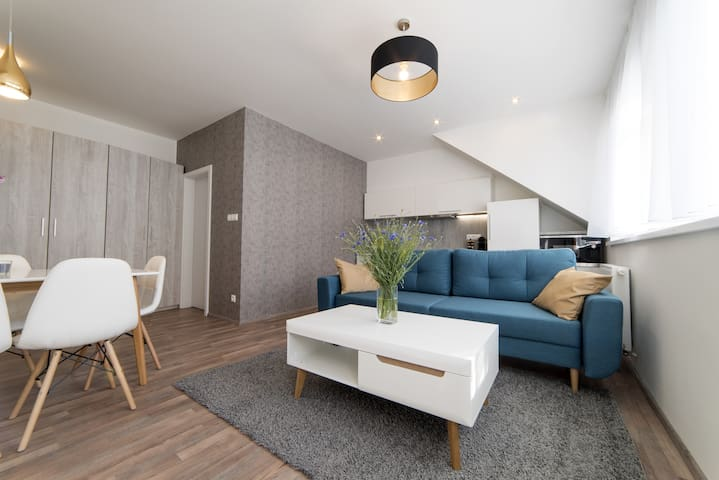 MyApartment in the city center