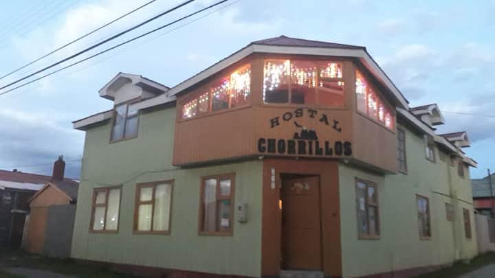 Bienvenido a hostal chorrillo   confortable hostal