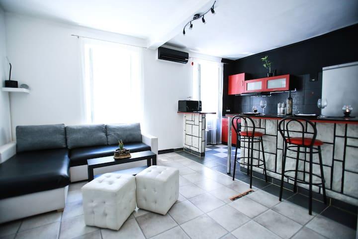 """App. """"Karmen""""beautiful roof terrace - Opatija - Apartamento"""