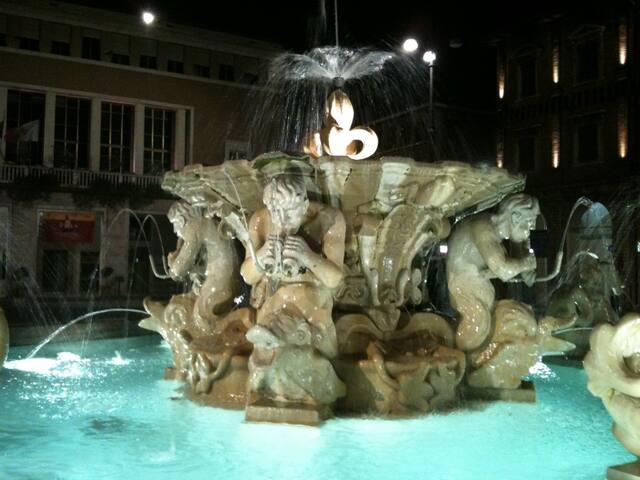 B&B (URL HIDDEN) -via Abba 13 - Pesaro - Apartment
