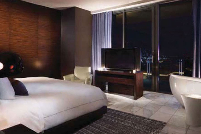Palms Place One Bedroom Suite One Bedroom Luxury Condo In Vegas Condominiums For Rent In Las