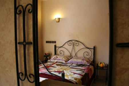 Chambre double - Bed & Breakfast