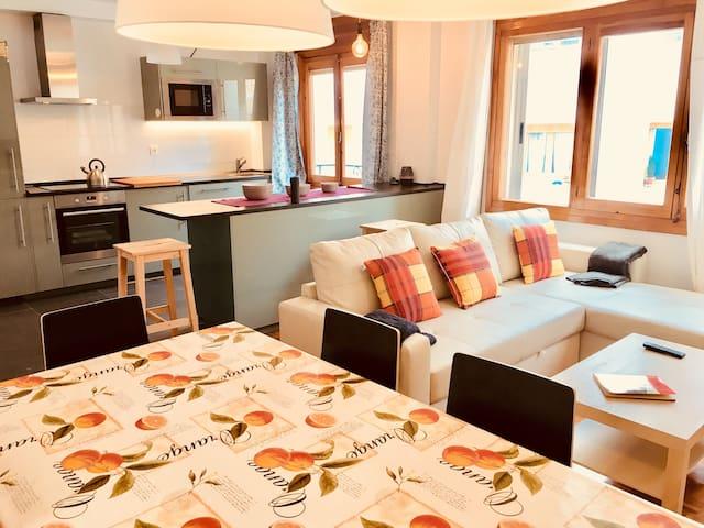 Beautiful apartment in Soria.