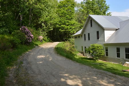 Beautiful Secluded Country House - Cummington - Haus