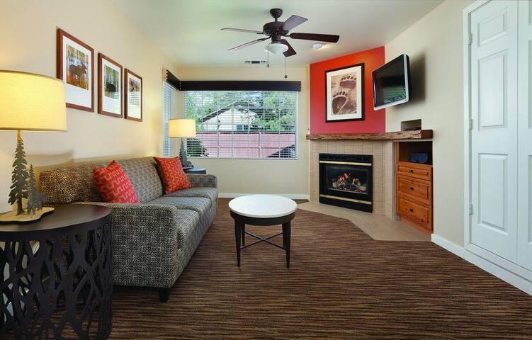 Big Bear 1 Bedroom - Big Bear  - Apto. en complejo residencial