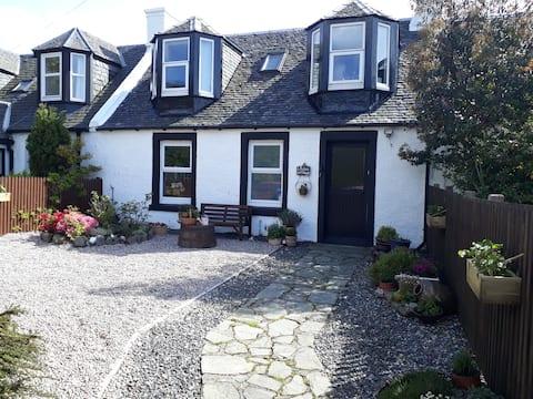 Elder cottage, Lochranza, Isle of Arran