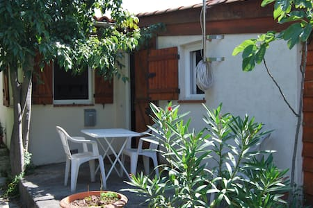 Maisonnette/Tiny-house - Toulouse - Wohnung