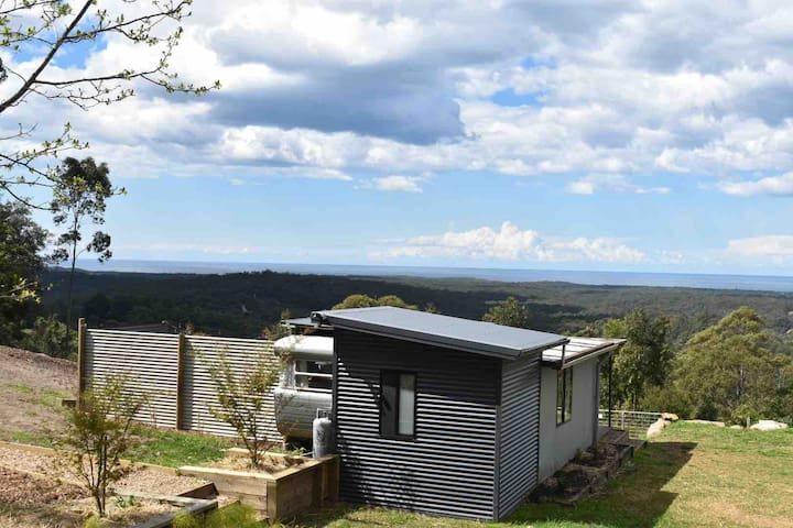 Woodburn Escape : Stunning Ocean & Bush Views