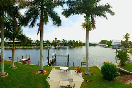 malu lani nice lg. great water view, ramp&docks - Bokeelia