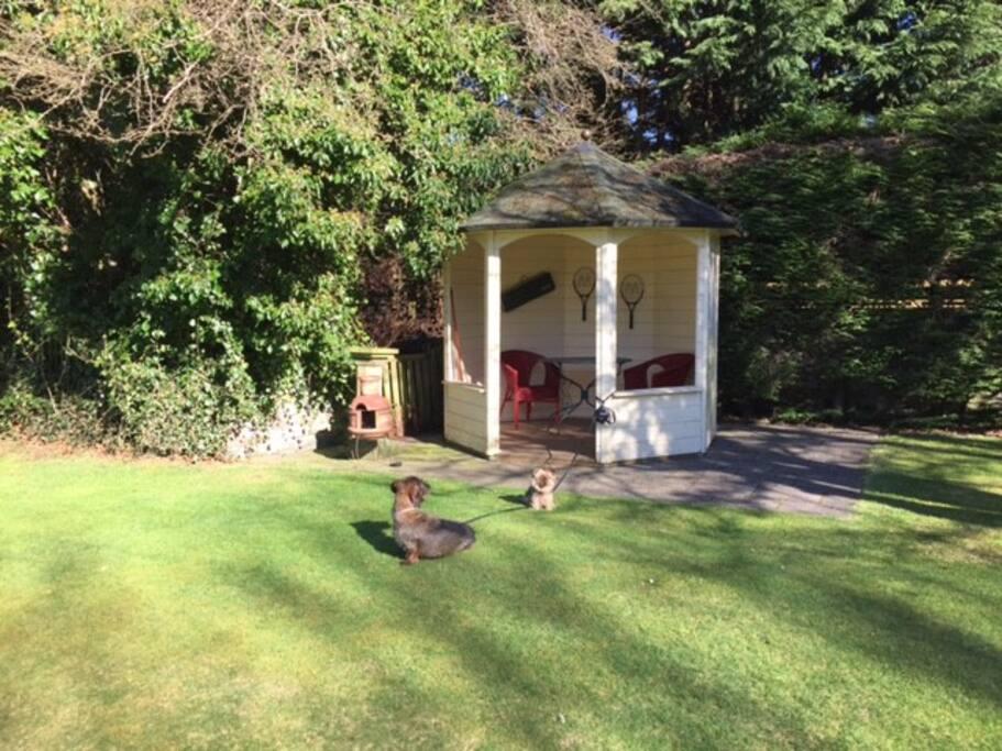 Auld Kirk Garden