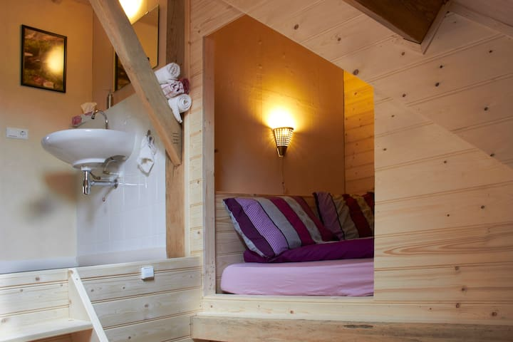 Eco-Farmhouse: a better place to stay!