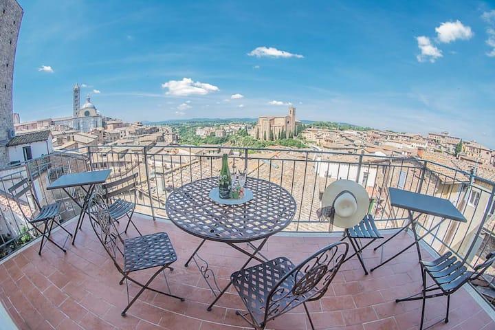 Under the Tuscan Sun - Romantic lodging Siena