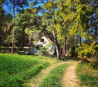 A peaceful summercottage at Gotland - Lojsta  - House