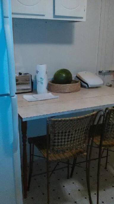 Full service kitchen!