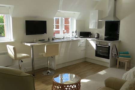 Meadow Wood Studio Apartment - Pershore - Lejlighed