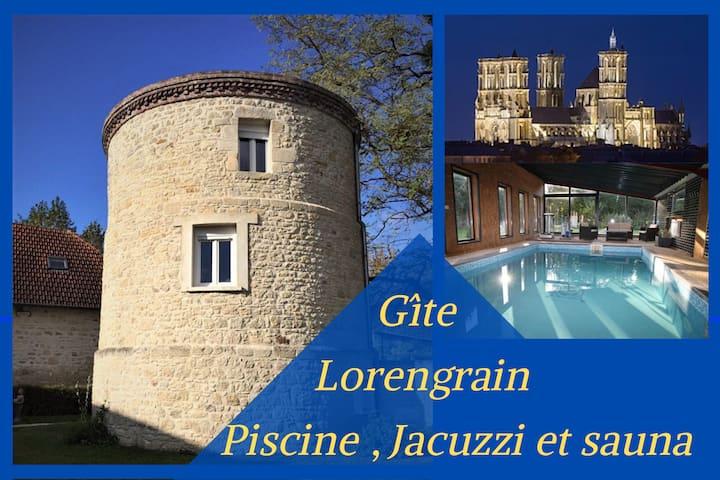 ***** Gite Lorengrain *****