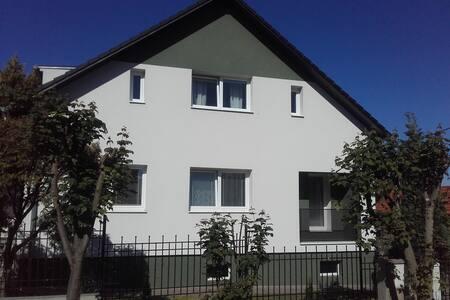 Bílý dům se zelenou