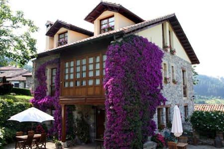 Trisqueles y buganvillas (10-18pax) - Miravalles (Villaviciosa)