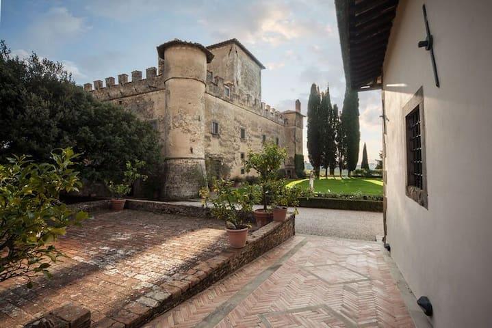 Foresteria Castello della Paneretta - Monsanto II - Villa