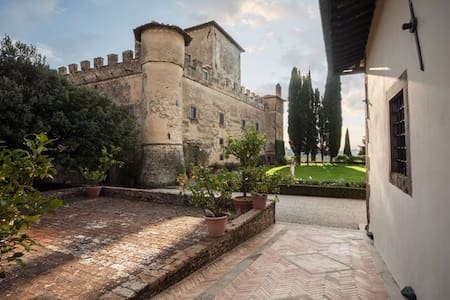 Foresteria Castello della Paneretta - Monsanto II - Huvila