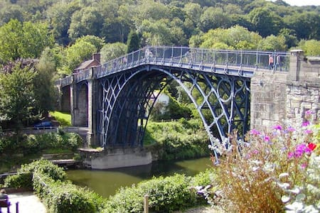 Madeley Guesthouse Near Historic Ironbridge - Madeley