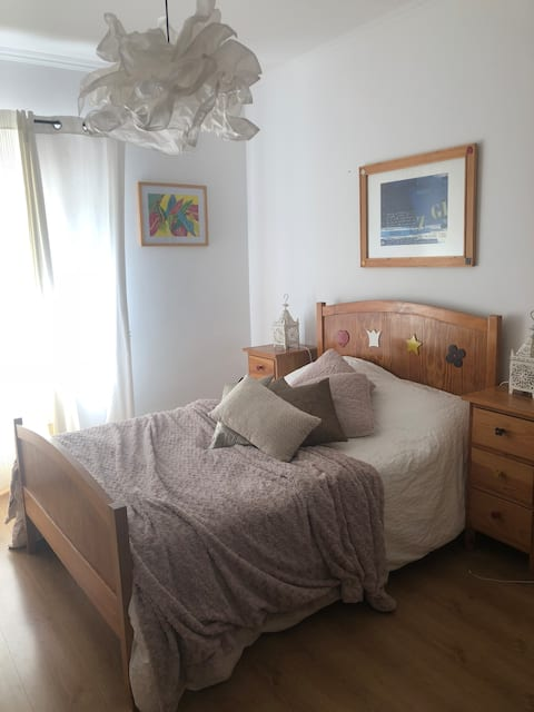 Bright and cosy room